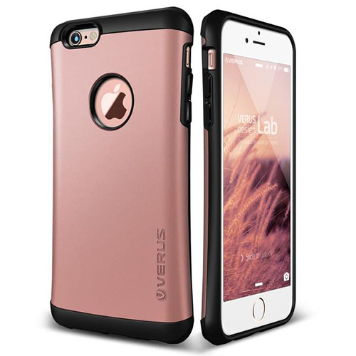 Чехол Verus Hard Drop для iPhone 6S/6 розовое золото (VRI6S-TORRG)Чехлы для iPhone 6/6s<br>Чехол Verus Hard Drop для iPhone 6S/6 розовое золото (904280)<br><br>Цвет товара: Розовое золото<br>Материал: Поликарбонат, полиуретан