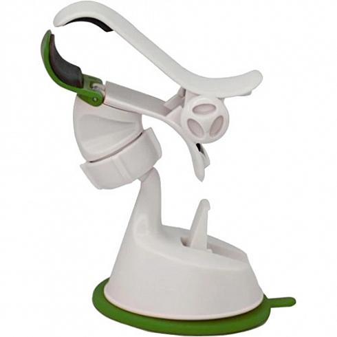 Автомобильный держатель Silicone Sucker VCS-0001 зелёныйАвтодержатели<br>Silicone Sucker VCS-0001 — это легкий, прочный и комфортный держатель для ваших смартфонов.<br><br>Цвет товара: Зелёный<br>Материал: Пластик, силикон