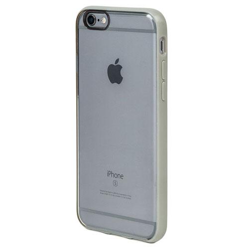 Чехол Incase Pop Case для iPhone 6/6s Plus прозрачный/серыйЧехлы для iPhone 6/6s Plus<br>Incase Pop Case —  элегантная накладка на iPhone 6/6s Plus.<br><br>Цвет товара: Серый<br>Материал: Пластик, силикон