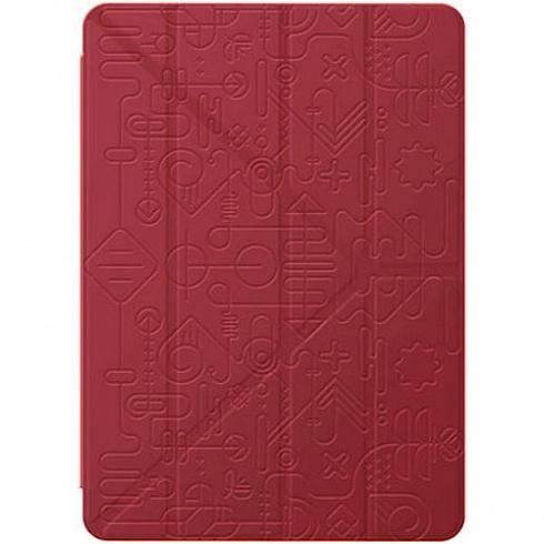 Чехол LAB.C Y-Style Case для iPad Pro 12.9 красныйЧехлы для iPad Pro 12.9<br>LAB.C Y-Style Case добавит вашему планшету элегантности и стиля!<br><br>Цвет товара: Красный<br>Материал: Пластик, полиуретан