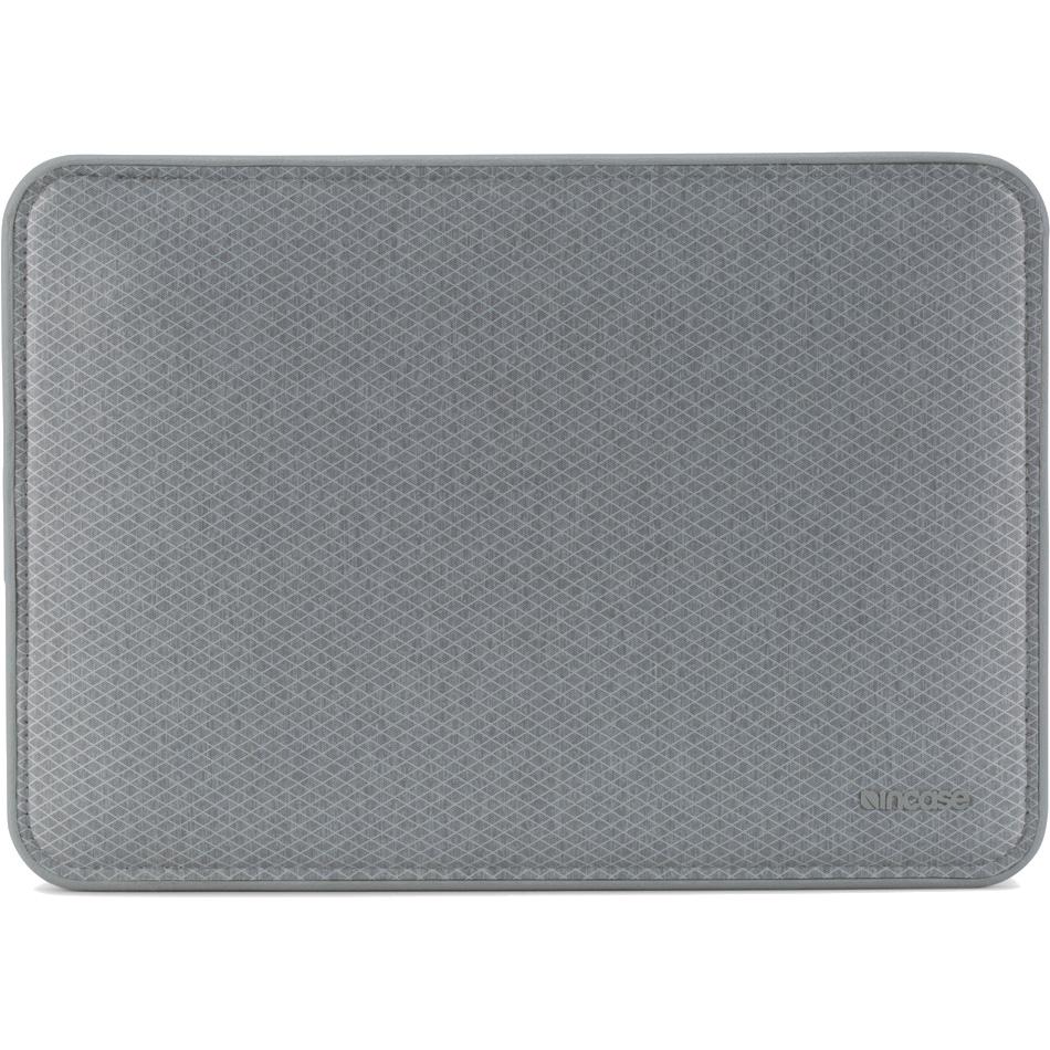 Чехол Incase Icon Sleeve with Diamond Ripstop для MacBook Pro 13 Retina серый Cool Gray (INMB100264-CGY)Чехлы для MacBook Pro 13 Retina<br>Чехол Incase ICON Sleeve with Diamond Ripstop создан специально для новых моделей Apple MacBook.<br><br>Цвет товара: Серый<br>Материал: 50% Нейлон, 50% Полиэстер, искусственный мех