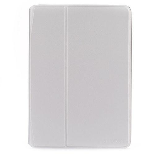 Чехол Griffin Survivor Journey Folio для iPad New (2017) / Pro 9.7 / Air / Air 2 серебристыйЧехлы для iPad Air<br>Griffin Survivor Journey Folio - стильный и надёжный чехол для iPad.<br><br>Цвет товара: Серебристый<br>Материал: Полиуретан