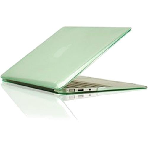 Чехол Crystal Case для MacBook Air 13 ЗеленыйMacBook<br>Чехол Crystal Case — ультратонкая, лёгкая, полупрозрачная защита для вашего любимого лэптопа. Чехол-крышка создан для тех, кто предпочитает мини...<br><br>Цвет: Зелёный<br>Материал: Поликарбонат