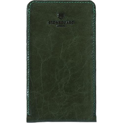 Чехол кожаный Stoneguard для iPhone 6/6s/7 зелёный (512)Чехлы для iPhone 7<br>Кожаный чехол от Stoneguard — выбор тех, кто желает всегда идти в ногу со временем!<br><br>Цвет товара: Зелёный<br>Материал: Натуральная кожа, войлок
