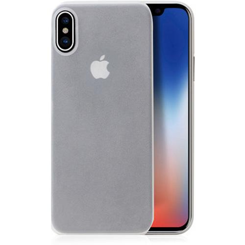 Чехол Memumi Ultra Slim 0.3 для iPhone X белый матовыйЧехлы для iPhone X<br>Memumi Ultra Slim 0.3 — один из самых тонких, надёжных и привлекательных чехлов для вашего любимого смартфона!<br><br>Цвет товара: Белый<br>Материал: Пластик
