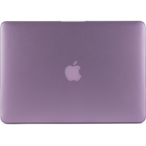 Чехол Incase Hardshell Dots для MacBook Air 13 Mauve Orchid фиолетовыйЧехлы для MacBook Air 13<br>Чехол-накладка Incase Hardshell Dots создан для тех, кто предпочитает минималистичный дизайн, но при этом высокий уровень безопасности для любимого...<br><br>Цвет товара: Фиолетовый<br>Материал: Поликарбонат