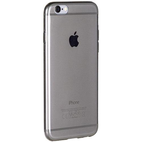 Чехол Uniq Glase для iPhone 7 (Айфон 7) серыйЧехлы для iPhone 7<br>Чехол Uniq Glase для iPhone 7 (Айфон 7) серый<br><br>Цвет товара: Серый<br>Материал: Поликарбонат, полиуретан