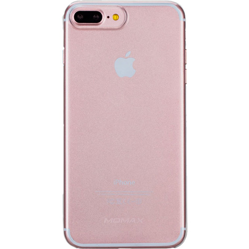 Чехол Momax Shell Case для iPhone 7 Plus прозрачный