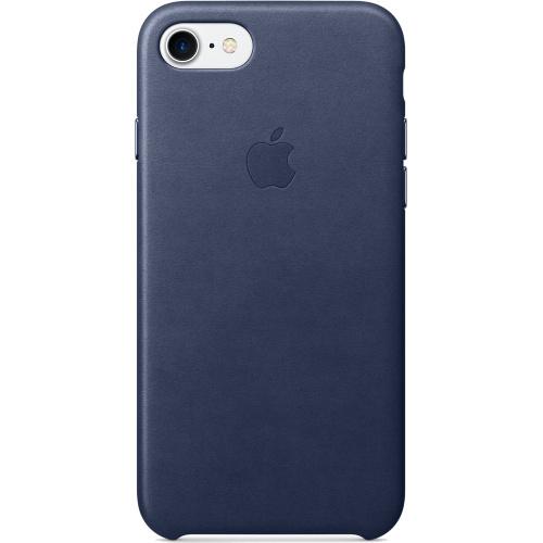 Кожаный чехол Apple Case для iPhone 7 (Айфон 7) тёмно-синийЧехлы для iPhone 7/7 Plus<br>Кожаный чехол Apple Case для iPhone 7 (Айфон 7) тёмно-синий<br><br>Цвет товара: Синий<br>Материал: Натуральная кожа