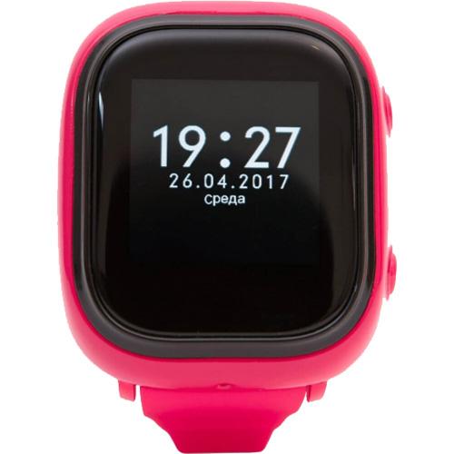 Умные часы-телефон Enjoy the Best (EnBe) Children Watch с функцией GPS-трекера розовыеУмные часы<br>Если вы заботитесь о безопасности детей и хотите всегда быть с ними на связи, часы Enjoy the Best станут для вас незаменимым помощником!<br><br>Цвет: Розовый<br>Материал: Силикон, пластик