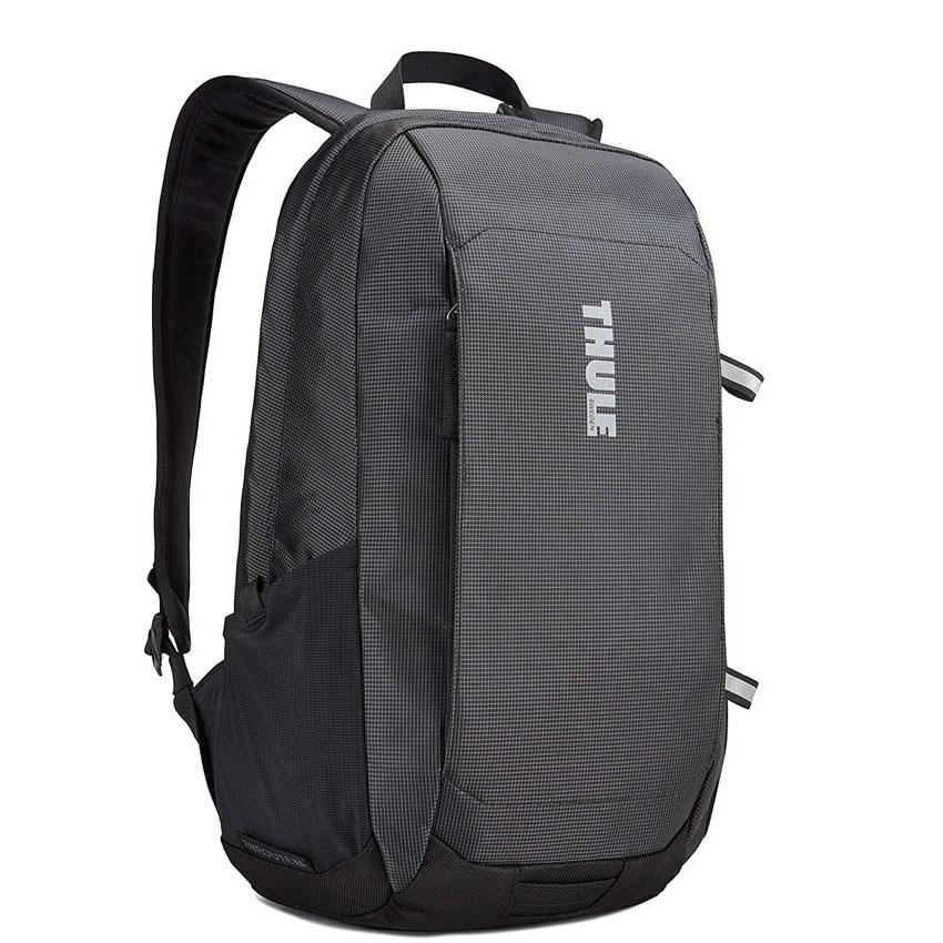 Рюкзак Thule EnRoute Backpack (TEBP-213) чёрныйЧехлы для MacBook Air 13<br>С Thule EnRoute Backpack (TEBP-213) Вы можете не беспокоиться за сохранность своих гаджетов.<br><br>Цвет товара: Чёрный<br>Материал: Нейлон
