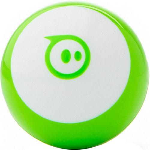 Роботизированный шар Sphero Mini зелёныйРоботы<br>Sphero Mini — роботизированный шар, с которым вы никогда не устанете играть!<br><br>Цвет товара: Зелёный<br>Материал: Поликарбонат