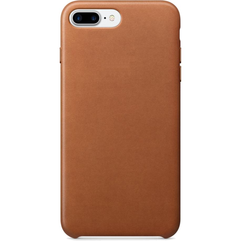 Кожаный чехол YablukCase для iPhone 7 Plus / 8 Plus коричневыйЧехлы для iPhone 7 Plus<br>YablukCase изготовлены из мягкой высококачественной кожи европейского производства.<br><br>Цвет: Коричневый<br>Материал: Натуральная кожа