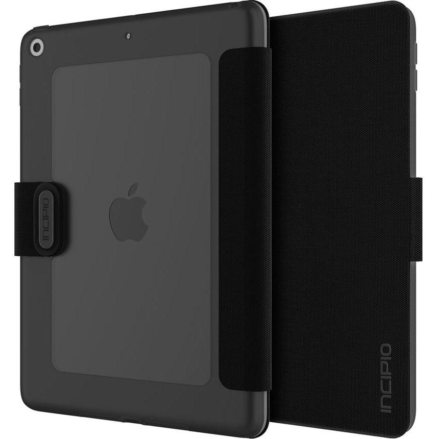 Чехол Incipio Clarion для iPad 9.7 (2017) чёрныйЧехлы для iPad 9.7 (2017)<br>Incipio Clarion — отличная пара для вашего планшета!<br><br>Цвет товара: Чёрный<br>Материал: Полиуретан, пластик