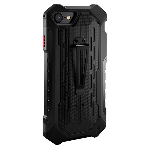 Чехол Element Case Black Ops для iPhone 7 чёрныйЧехлы для iPhone 7<br>Black Ops — лучший в своём роде чехол со скрытой защитой!<br><br>Цвет товара: Чёрный