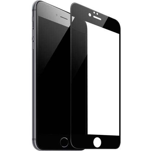 Защитное стекло MOCOLL Black Diamond 2.5D Full Cover для iPhone 7/8 чёрная рамкаСтекла/Пленки на смартфоны<br>MOCOLL 2.5D Full Cover с номинальная твёрдость  9H надежно оберегает экран смартфона и не препятствует прохождению сенсорного сигнала,<br><br>Цвет: Чёрный<br>Материал: Стекло; олеофобное покрытие, антибликовое покрытие