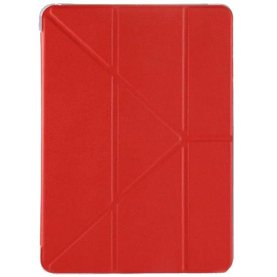 Чехол Baseus Jane Y-Type Leather Case для iPad Pro 12.9 (2017) красныйЧехлы для iPad Pro 12.9<br>Baseus Jane Y-Type Leather Case надолго сохранит свой первозданный внешний вид.<br><br>Цвет товара: Красный<br>Материал: Искусственная кожа, полиуретан