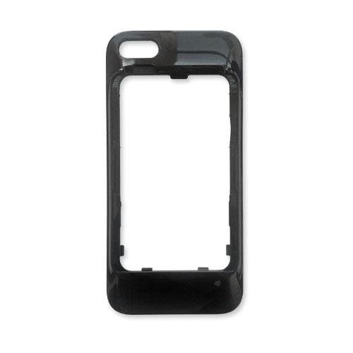 Чехол Elari CardPhone для iPhone 5/5S/SEЧехлы для iPhone 5/5S/SE<br>Чехол Elari для телефона Elari CardPhone и iPhone 5/5s/SE - черный<br><br>Цвет: Чёрный<br>Материал: Пластик