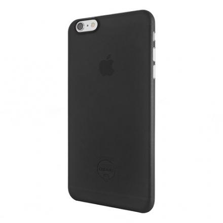 Чехол Ozaki O!coat 0.4 Jelly Pro GapFree Case для iPhone 6/6s чёрныйЧехлы для iPhone 6/6s<br>Чехол Ozaki O!coat 0.3 Jelly Pro Gapfree iPhone 6 [4.7] black<br><br>Цвет товара: Чёрный<br>Материал: Пластик
