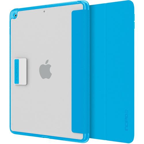 Чехол Incipio Octane Pure Folio для iPad New (2017) голубойЧехлы для iPad 9.7 (2017)<br>Incipio Octane Pure Folio несомненно добавит вашему планшету элегантности и стиля.<br><br>Цвет товара: Голубой<br>Материал: Эко-кожа, пластик, полиуретан