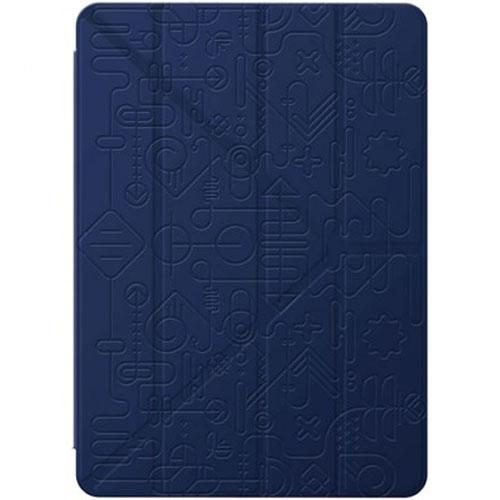 Чехол LAB.C Y-Style Case для iPad Pro 10.5 тёмно-синийЧехлы для iPad Pro 10.5<br>LAB.C Y-Style Case добавит вашему планшету элегантности и стиля!<br><br>Цвет: Синий<br>Материал: Пластик, полиуретан