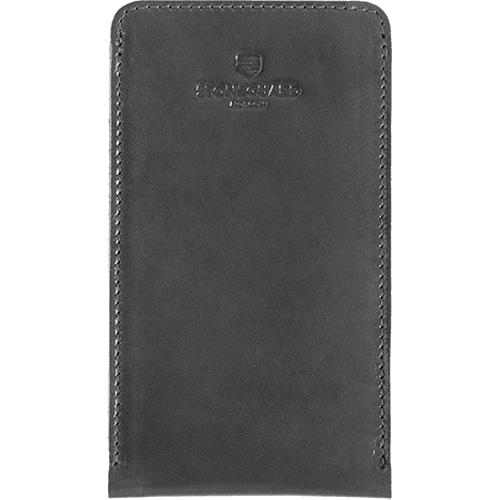 Чехол кожаный Stoneguard для iPhone 6/6s/7 серый (512)