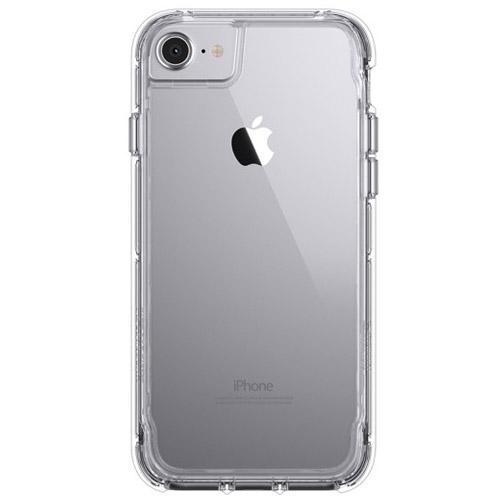 Чехол Griffin Survivor Clear для iPhone 7/6s/6 прозрачныйЧехлы для iPhone 7<br>Чехол Griffin Clear для iPhone 7/6s/6 - прозрачный<br><br>Цвет товара: Прозрачный<br>Материал: Поликарбонат, термопластичный полиуретан