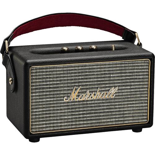 Акустическая система Marshall Kilburn чёрнаяКолонки и акустика<br>Звучание Marshall Kilburn способно покорить ваше сердце!<br><br>Цвет товара: Чёрный<br>Материал: Пластик, винил, металл