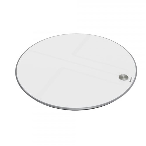 Умные весы Qardio QardioBase (B100-IOW) для iOS/Android белыеУмные весы<br>QardioBase - современные, элегантные и функциональные весы!<br><br>Цвет: Белый<br>Материал: Металл, пластик, стекло