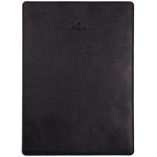 Кожаный чехол Stoneguard для iPad Pro 9.7 чёрный (511)Чехлы для iPad Pro 9.7<br>Кожаный чехол Stoneguard Moscow для iPad Pro 9.7 model: 511 - Black<br><br>Цвет товара: Чёрный<br>Материал: Натуральная кожа, фетр