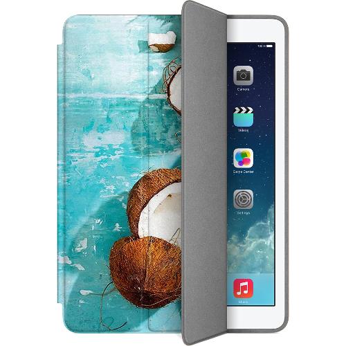 Чехол Muse Smart Case для iPad Air 2 (Айпад Эйр 2) КокосЧехлы для iPad Air<br>Чехол Muse Smart Case для iPad Air 2 Кокос<br><br>Цвет товара: Разноцветный<br>Материал: Поликарбонат, полиуретановая кожа
