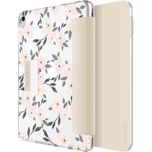Чехол Incipio Design Series Folio для iPad Pro 10.5 (Spring Floral)Чехлы для iPad Pro 10.5<br>Чехол Incipio Design Series Folio обеспечивает планшету непревзойдённую степень защиты и без труда убережёт его от негативных внешних воздействий.<br><br>Цвет товара: Бежевый<br>Материал: Полиуретан, поликарбонат