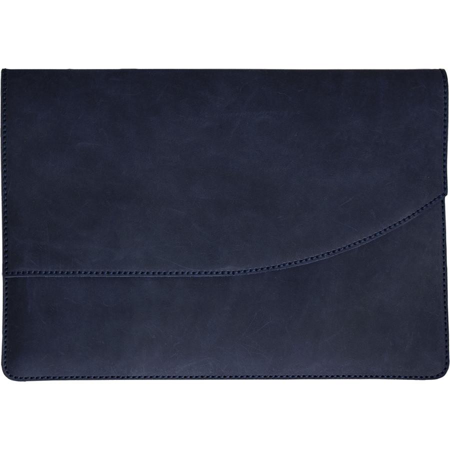 Кожаный чехол An1 Leather Cover для MacBook Pro 15 Touch Bar СинийMacBook Pro 15<br>Чехлы от An1 — это эксклюзивная ручная работа и классический стиль.<br><br>Цвет: Синий<br>Материал: Натуральная кожа
