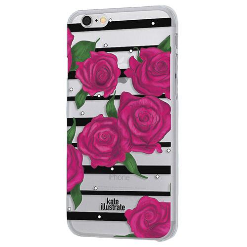 Чехол iPapai для iPhone 6/6s Kateillustrate (Roses in Bloom)Чехлы для iPhone 6/6s<br>Чехол iPapai Kateillustrate (Fuxia roses) для iPhone 6/6s<br><br>Цвет товара: Разноцветный<br>Материал: Пластик