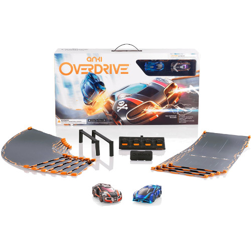 Anki Overdrive – гоночная трасса и машинкиГоночная трасса Anki Drive<br>Anki Overdrive – гоночная трасса и машинки<br><br>Цвет товара: Разноцветный<br>Материал: Пластик, металл