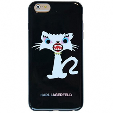 "Чехол Karl Lagerfeld Monster для iPhone 6/6s (4,7"") чёрный"