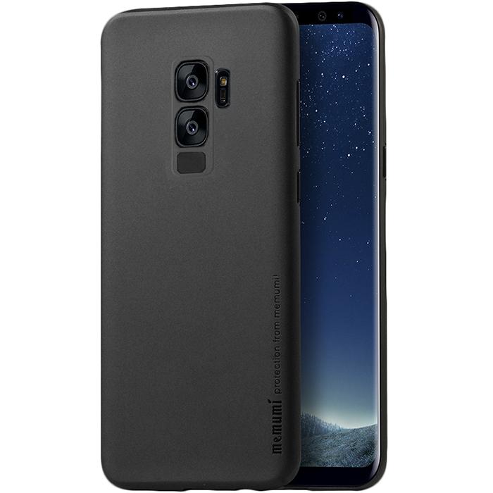 Чехол Memumi Ultra Slim 0.3 для Samsung Galaxy S9+ (Plus) чёрныйЧехлы для Samsung Galaxy S9/S9 Plus<br>Один из самых тонких, надёжных и привлекательных чехлов для вашего любимого смартфона!<br><br>Цвет: Чёрный<br>Материал: Пластик