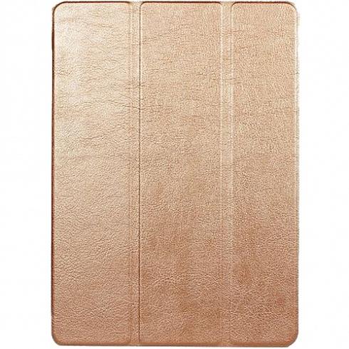 Чехол YablukCase для iPad Pro 12.9 (2017) шампаньЧехлы для iPad Pro 12.9<br>Надёжный чехол YablukCase — это стильное дополнение к вашему iPad Pro 12.9 (2017).<br><br>Цвет товара: Золотой<br>Материал: Эко-кожа, пластик