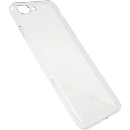 Чехол Uniq Glase для iPhone 7 Plus (Айфон 7 Плюс) прозрачныйЧехлы для iPhone 7 Plus<br>Чехол Uniq Glase для iPhone 7 Plus (Айфон 7 Плюс) прозрачный<br><br>Цвет товара: Прозрачный<br>Материал: Поликарбонат, полиуретан
