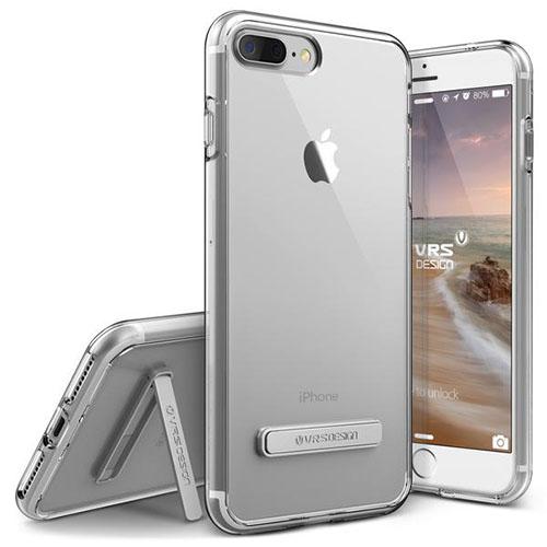 Чехол Verus Crystal Mixx для iPhone 7 Plus (Айфон 7 Плюс) прозрачный (VRIP7P-CMXCL)