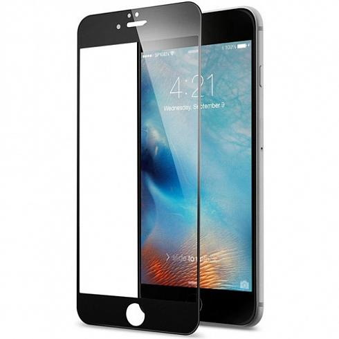 Защитное стекло HARDIZ 3D Cover Premium Glass для iPhone 8 Plus, 7 Plus чёрноеСтекла/Пленки на смартфоны<br>Стекло HARDIZ 3D Cover Premium Glass создано, чтобы уберечь сенсорный дисплей вашего смартфона от повреждений.<br><br>Цвет товара: Чёрный<br>Материал: Стекло; олеофобное покрытие, антибликовое покрытие<br>Модификация: iPhone 5.5