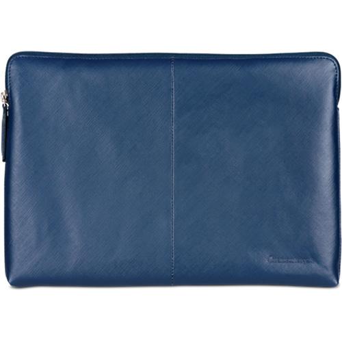 Чехол Dbramante1928 Paris для MacBook Pro 15 (2016) синийЧехлы для MacBook Pro 15 Retina<br>Аксессуары Dbramante1928 отличаются вниманием к деталям, качественными материалами и предельной функциональностью.<br><br>Цвет товара: Синий<br>Материал: Сафьяновая кожа