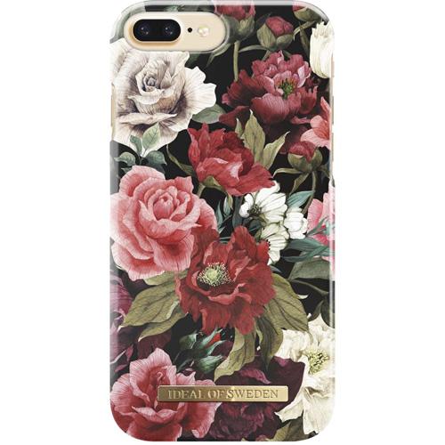 Чехол iDeal of Sweden Fashion Case для iPhone 8 Plus/7 Plus/6 Plus (Antique Roses)Чехлы для iPhone 6/6s Plus<br>Чехол iDeal of Sweden Fashion Case станет истинным украшением самого лучшего смартфона!<br><br>Цвет товара: Разноцветный<br>Материал: Пластик, замша