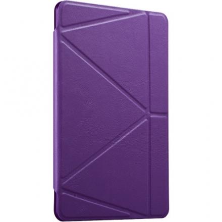 Чехол кожаный Gurdini Flip Cover для iPad Pro (9,7) фиолетовыйЧехлы для iPad Pro 9.7<br>Чехол книжка iPad Pro 97 Gurdini Lights Series фиолетовый<br><br>Цвет товара: Фиолетовый<br>Материал: Эко-кожа, поликарбонат