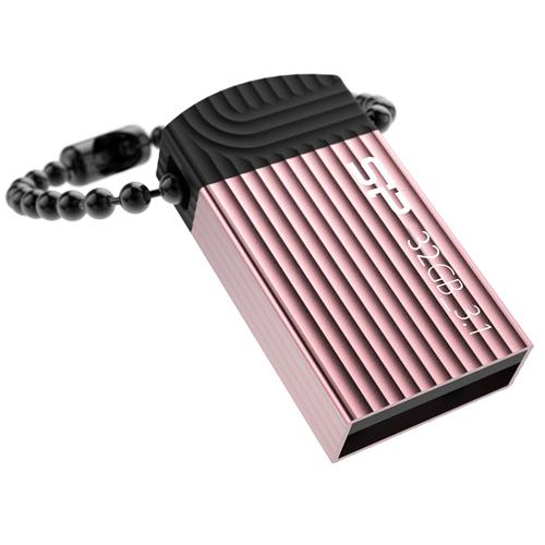 Накопитель Silicon Power USB 3.0 Jewel J20 32GB розовыйФлешки<br>Накопитель Silicon Power USB 3.0 Jewel J20 — незаменимый помощник для хранения документов и изображений, обладающий практичностью и надежностью.<br><br>Цвет: Розовый<br>Материал: Металл<br>Модификация: 32 Гб