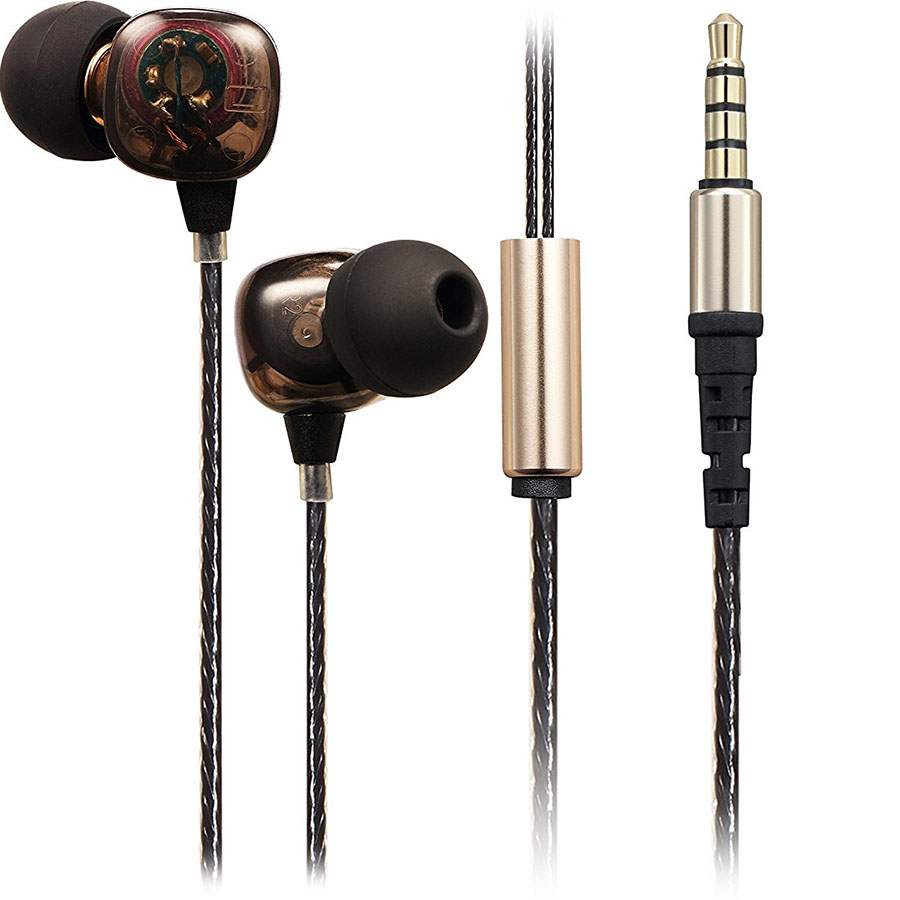 Наушники Zodic Audio ET1101Внутриканальные наушники<br>Благодаря Zodic Audio ET1101 вы сможете насладиться каждой нотой.<br><br>Цвет товара: Чёрный<br>Материал: Пластик