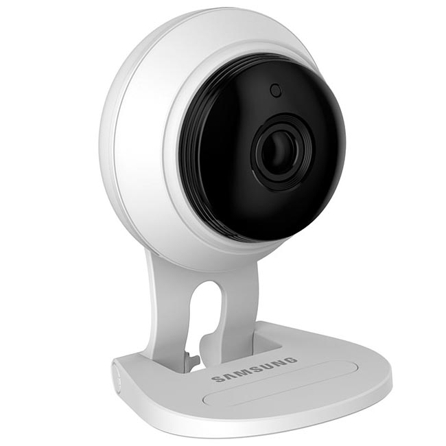 Видеоняня Samsung SmartCam SNH-C6417BNУмные видеокамеры, няни<br>Samsung SmartCam SNH-C6417BN – высококачественное и технологичное устройство.<br><br>Цвет товара: Белый<br>Материал: Пластик