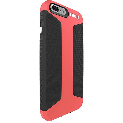 Чехол Thule Atmos X3 для iPhone 7 Plus (Айфон 7 Плюс) красный/тёмно-серый