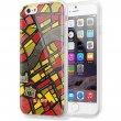Чехол Laut Nomad для iPhone 6/6s БерлинЧехлы для iPhone 6/6s<br>Чехол LAUT NOMAD для iPhone 6 Берлин<br><br>Цвет: Разноцветный<br>Материал: Пластик