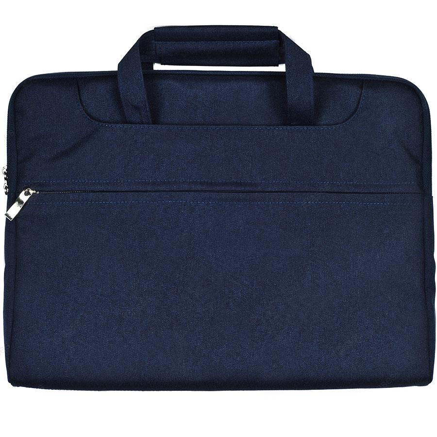 Сумка DDC Eco Series для MacBook 12 синяяСумки для ноутбуков<br>DDC Eco Series станет верным спутником активного, делового человека.<br><br>Цвет товара: Синий<br>Материал: Текстиль